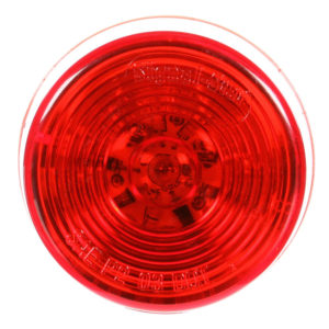 Round LED Marker Light