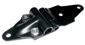Roll-up door parts - end roller hinge