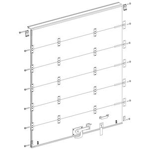 Roll-up Door Diagram