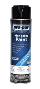 Black High Solids Paint & TIMKEN